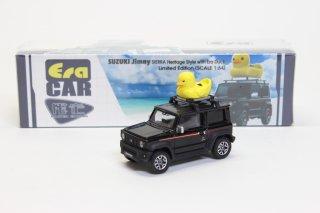 Era Car 1/64 ジムニーシエラ ダックサーフ限定モデル Jimny Sierra with ERA Duck (Limited Edition)