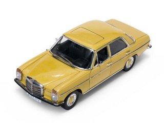 サンスター 1/18 Sunstar Mercedes Strik 8 1968 Saloon サハライエロー ダイキャスト