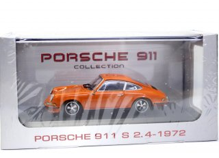 ATLAS EDITIONS 1/43 Porsche 911S 2.4 1972