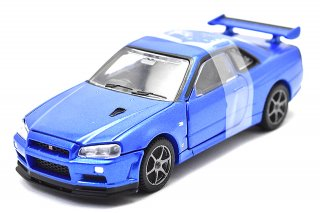 <img class='new_mark_img1' src='//img.shop-pro.jp/img/new/icons13.gif' style='border:none;display:inline;margin:0px;padding:0px;width:auto;' />TOMICA RS  日産スカイラインGT-R V-specII Nur ベイサイドブルー ( トミカプレミアムRS 1/43130895 )