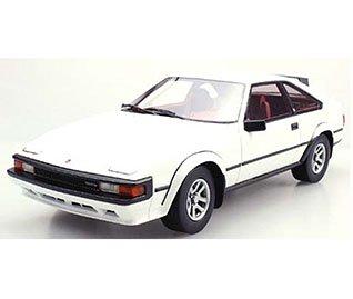 TOPMARQUES 1/18 トヨタセリカ スープラ Mk2 ホワイト ( トップマルケス TOPLS032D )