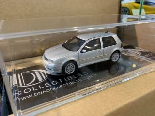 DNA 1/43 VOLKSWAGEN Golf GTI 25th Anniversary ゴルフ4 limited 320pcs