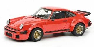 直輸入 Schuco 1/18 Porsche 934 year 1976 guards red ダイキャスト製フル開閉