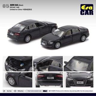 再入荷 EraCra 1/64  Era05 アウディ AUDI - A6L quattro クワトロ( Black ) Limited Edition 新価格ダイキャスト製