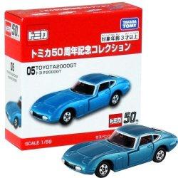 05 トヨタ2000GT トミカ50周年記念コレクション ( トミカ 141259 )