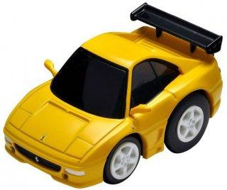 チョロQZERO  フェラーリF355 チャレンジ 黄