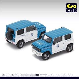 EraCar 1/64 日本自動車連盟JAF スズキ ジムニーシエラロードサービスカー