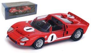 スパーク 1/43 フォード GT Mk.2 セブリング 12h 1966 Winner No.1 43SE66
