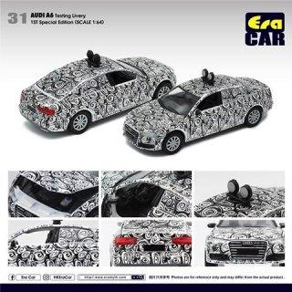 EraCar 1/64 #ERA_31  アウディAudi A6 1st Special Edition - テストモデル(初回生産限定)(ボンネット&前ドア開閉)