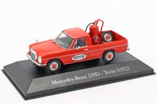 Mercedes-Benz 220D Pick-Up  Year 1972 Red 1:43 Altaya ※簡易パッケージ