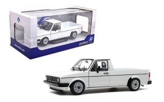 直輸入 Solido 1/18 Volkswagen VW Caddy MK1 year 1982 white キャディ(ソリド S1803501)