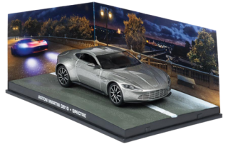 再入荷 直輸入  ASTON MARTIN DB10 - James Bond 007 - SPECTRE - 1:43