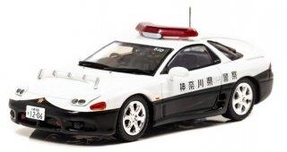 RAIS 1/43  三菱GTO Twin Turbo MR(Z15A) 1997 神奈川県警察高速道路交通隊 (1/43 レイズ H7439703)