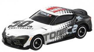 トヨタ GR スープラ トミカ50周年記念仕様 designed by Toyota  ( トミカ 143482 )