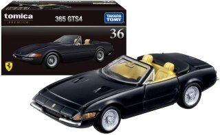 365 GTS4(通常品) (黒箱) ( トミカプレミアム 36 )