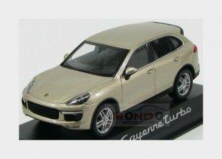 EUポルシェディーラーモデル Cayenne turbo ゴールド
