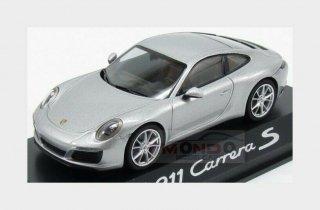 EUポルシェディーラーモデル Porsche 911 Carrera S シルバー