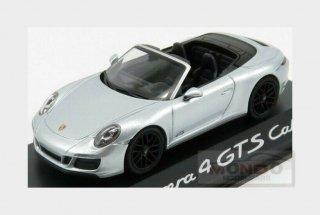 EUポルシェディーラーモデル Porsche 911 Carrera 4 GTS Cbriolet