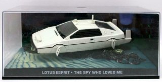 Lotus Esprit 1/43 エスプリ(ロータス) The Spy Who Loved Me