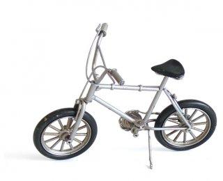ノスタルジックデコ BMX KEYSTONE (キーストーン)シルバー