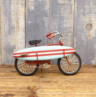グッドオールド[Surf Bicycle]<アメリカン雑貨><マリン> レッド