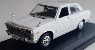 NOREV 1/43 日産ブルーバード 1600SSS (1969) ホワイト Nissan Bluebird 1600 SSS (1969) ノレブ