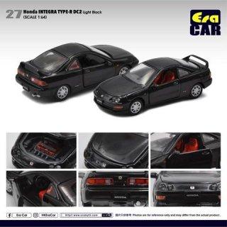 EraCar 1/64  ERA27 Honda INTEGRAインテグラ TYPE-R DC2後期  Light Black ライトブラック