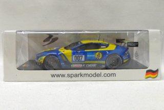 スパーク 1/43 Aston Martin Vantage GT3 No.7 アストンマーチン レーシング 24H ニュルブルクリンク 2015