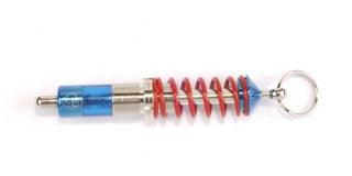 AUTOartデザイン 40361 サスペンション ストップショック (ブルー) 静電気防止