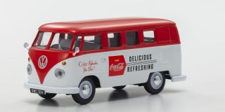 CORGI 1/43scale Coca-Cola® Late 1960's VW Camper [No.CGCC02733]