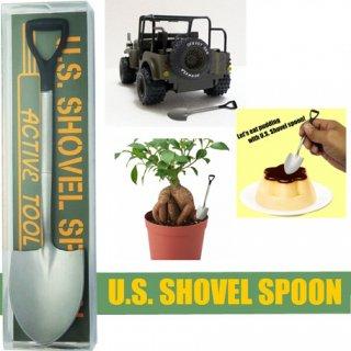 U.S. SHOVEL SPOON  【US シャベル スプーン 】 用途多彩♪