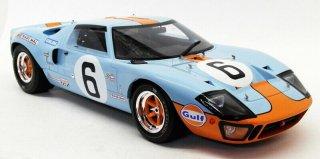 CMR 1/12 Ford GT40 Mk I #6 Winner 24h LeMans 1969 Ickx, Oliver