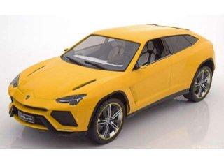 直輸入 MODELCARGROUP 1/18 Lamborghini Urus 2012 Metallic Yellow
