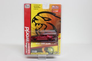Auto World 1/64 Dodge Challenger SRT Hellcat 2019 -チェイスカーB- CP7722