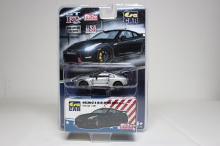 MIJO限定USA EraCar 1/64  Exclusives USA 2020 Nissan GT-R R35 Nismo =チェイスカー=(ボンネット・ドア開閉)