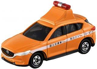 マツダ CX-5 河川パトロールカー ( トミカ 52)