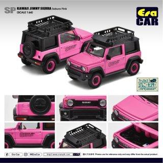EraCar 1/64 SP38 Kawaii Jimny Sierra Sakura Pink カワイイジムニーシエラ サクラピンク