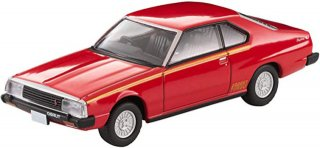 トミカリミテッドヴィンテージ ネオ 1/64 ニッサン スカイライン ハードトップ 2000ターボGT-E サラブレッド (81年式) 赤 (LV-N230b )