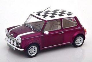 海外直輸入 Solido 1/18 Mini Cooper 1.3i Sport Pack year 1997 メタリックパープル (S1800606)