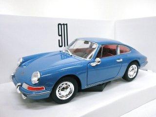 海外直輸入 Welly 1/24  ポルシェ 911 / 1964 blue (MAP02481319)