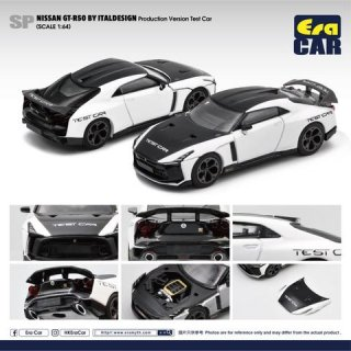 ご予約受付【7月】EraCar 1/64 SP45 Nissan GT-R50 By Italdesign - Production Version Test Car(テストカー)