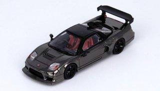 INNO 1/64 ホンダ NSX-R GT(NA2) ブラッククローム ( イノモデル IN64-NSXGT-BLACH )
