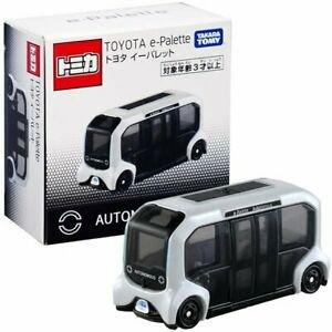 トヨタ e-パレット ドライブレスバス  50周年記念