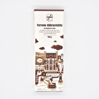 Sabadi Torrone Abbrustolito con Mandorle サバディ トッローネ アッブルストリート・コン・マンドルレ