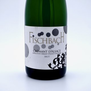 <img class='new_mark_img1' src='https://img.shop-pro.jp/img/new/icons30.gif' style='border:none;display:inline;margin:0px;padding:0px;width:auto;' />Domaine Fishbach Cremant d'Alsace Brut NV  ドメーヌ・フィッシュバック クレマン ダルザス ブリュット