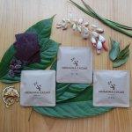 OKINAWA CACAO<br>チョコレート 3種セット<br>カラキ(沖縄シナモン)、シークヮーサー、月桃