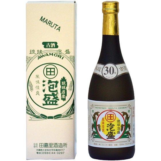 <img class='new_mark_img1' src='https://img.shop-pro.jp/img/new/icons5.gif' style='border:none;display:inline;margin:0px;padding:0px;width:auto;' />まるた【30度】3年古酒100%:720ml
