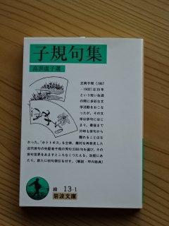 子規句集/高浜虚子選