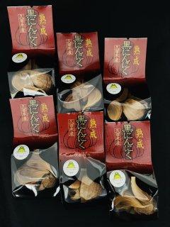 久留米産熟成黒にんにく 大粒7片入×6パック