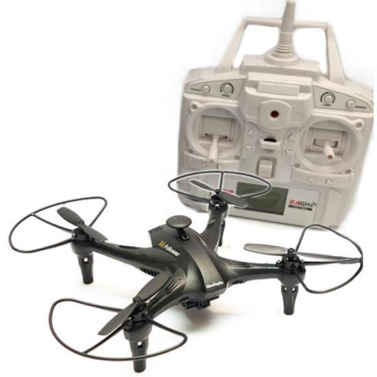 haobotoys マルチコプター ミニクアッドコプター 6軸ジャイロ 6CHワンキーリターン ヘッドレスモード ワンボタン宙返り 空撮 ドローン 小型カメラ 純正バッテリー2…
